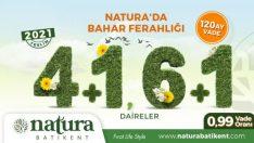 Natura'da Bahar Ferahlığını Yaşayın!