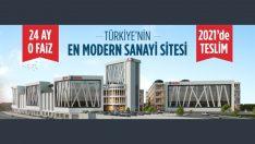 İSTİM Tuzla'da 2 Yıl Vadeyle Ofis Sahibi Olun
