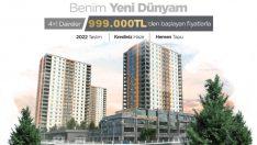 Konum Eryaman'da 999.000 TL'den Başlayan Fiyatlar