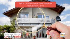 BDDK, 21 Faizsiz Konut Şirketi hakkında tasfiye kararı verdi!