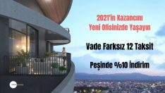 Nokta Ankara ile 2021'in Kazancını Yeni Ofisinizde Yaşayın